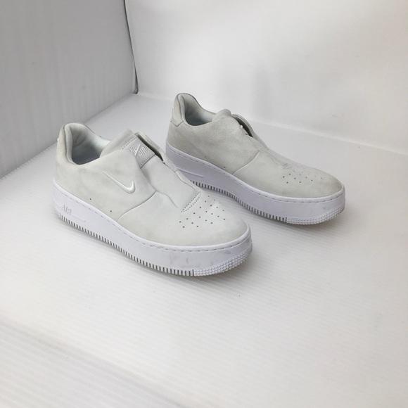 a32019e8749e8 Nike Air Force 1 Laceless Sneakers US 7. M_5bd23a2903087c5d74749697